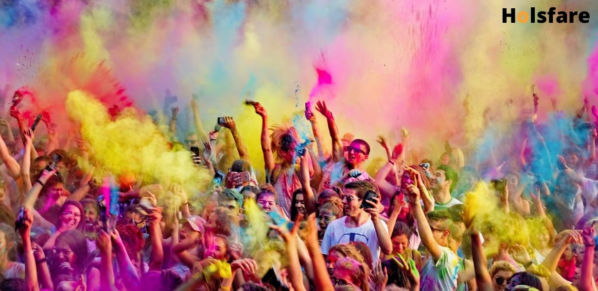 Holi Festival Of India_ Best Places To Celebrate Holi To Enjoy Vibrant Festival Of Colors