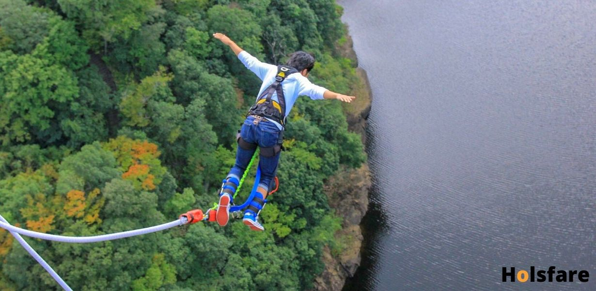 Must-Try These Experiences Of Bungee Jumping In California In 2020